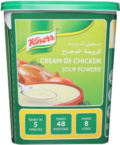 Knorr Cream Of Chicken Soup Powder 720 Gm Buy Online Snacks At Best Prices In Egypt Souq Com