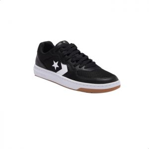 Converse Rival Leather Mesh Accent Side