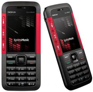 NOKIA 5310 Xpressmusic RED BRANDNEW THE CHEAPEST PRICE ON SOUQ MARKET SEALED PACK ARABIC ENGLISH STOCK 2 UNITS ONLY