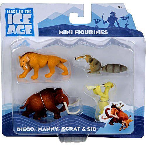 Toys From Ice Age 1 : Souq tpf toys ice age continental drift movie mini