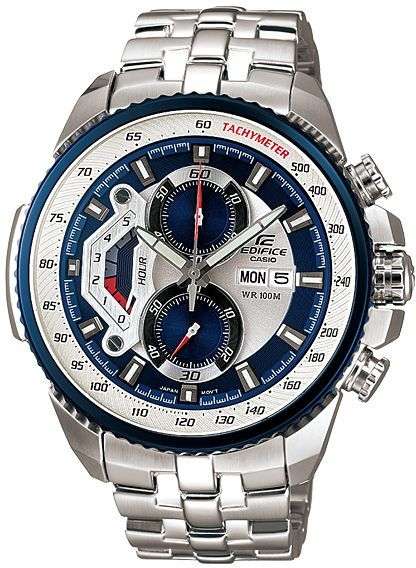 Casio Edifice EF-558D-2AV For Men - Analog, Sport Watch   KSA   Souq 2cde3954c51e