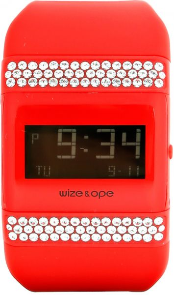 wize and ope all over strass digital watch souq uae. Black Bedroom Furniture Sets. Home Design Ideas