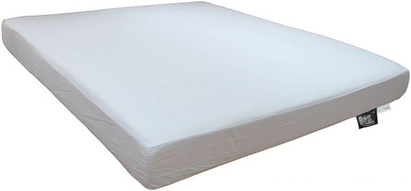 rest memory foam mattress king size 200x200 22cm price review and buy in dubai abu dhabi. Black Bedroom Furniture Sets. Home Design Ideas