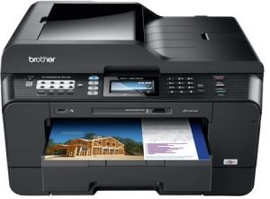 Brother MFC-J6910dw A3 All In One Color Inkjet Wireless Printer