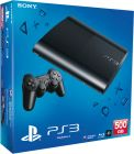 Sony PlayStation 3 Super Slim with 1 Controller (500 GB PAL) (Game Console)