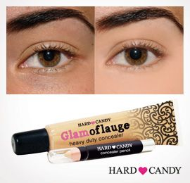 HARD CANDY - Glam Concealer, price, review and buy in Dubai, Abu ...