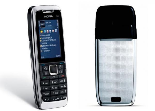 camera apps for nokia e51