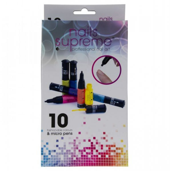 Nail Art Kit By Nails Supreme, price, review and buy in Dubai, Abu ...