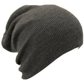 Sale on dark chevron slouchy beanie hat  f873ff89878