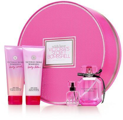 victoria 39 s secret bombshell deluxe gift set price review. Black Bedroom Furniture Sets. Home Design Ideas